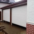 Ворота гаражные 015